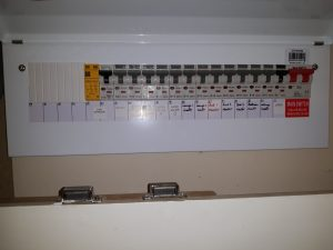consumer unit